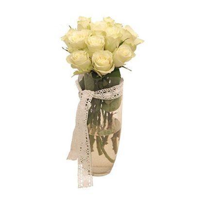 cveće u vazi Romantika