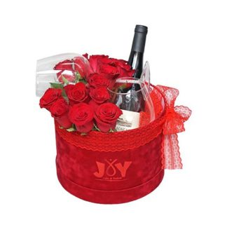 ruže u kutiji - zavedi me nežno