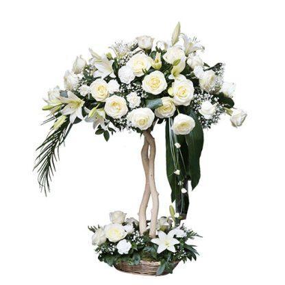 """cveće za venčanja """"Nežnost"""""""