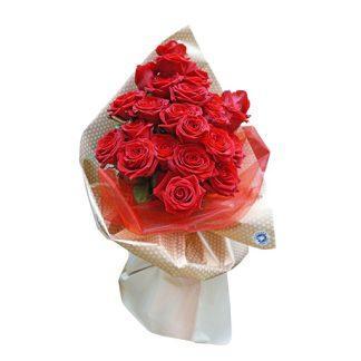 ruže su radost - buket