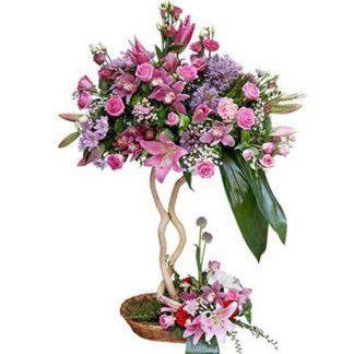 Ružičasto JOY stablo