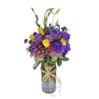 Buket cveća u vazi