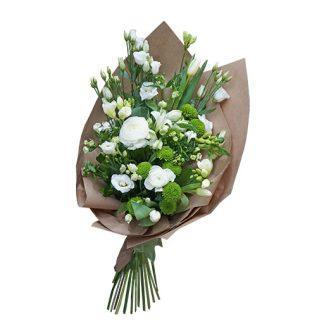 Buket cveća za saučešće