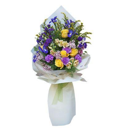 Tajanstveni zagrljaj cveća