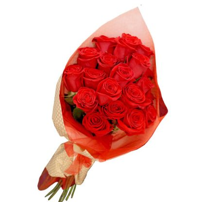 Buket crvene ruže